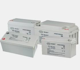 铅酸免维护电池