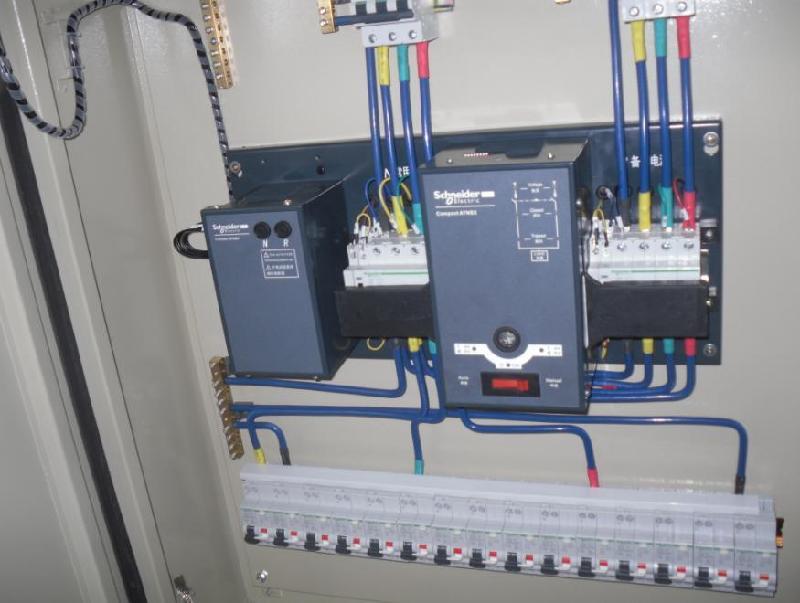 ups配电箱接线图解