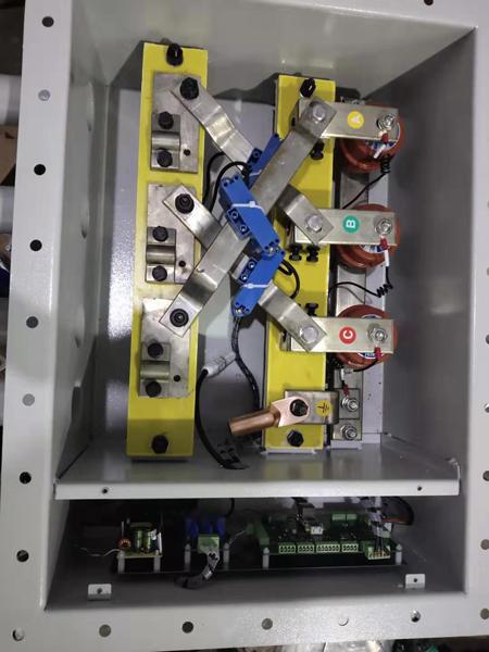 配电箱安装效果